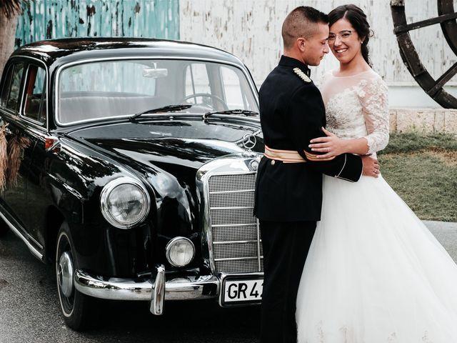 La boda de Alberto y Ana en Granada, Granada 64