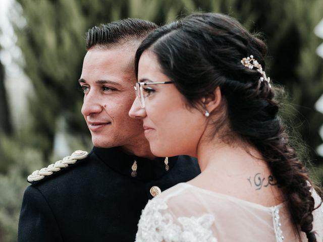 La boda de Alberto y Ana en Granada, Granada 1