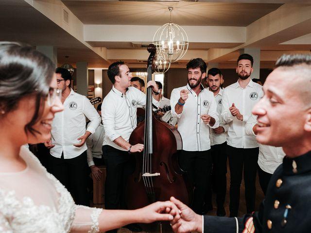 La boda de Alberto y Ana en Granada, Granada 68