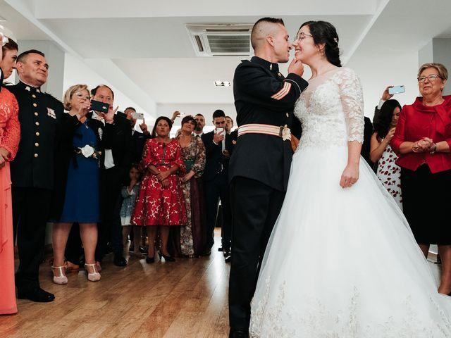 La boda de Alberto y Ana en Granada, Granada 71