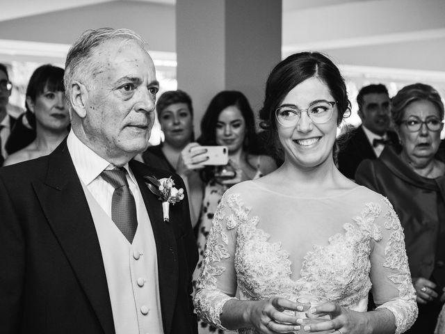La boda de Alberto y Ana en Granada, Granada 72