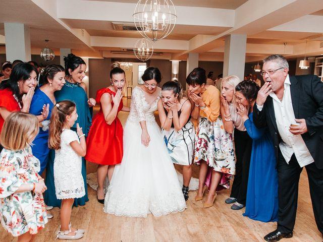 La boda de Alberto y Ana en Granada, Granada 74
