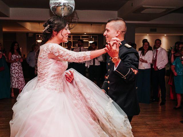 La boda de Alberto y Ana en Granada, Granada 81