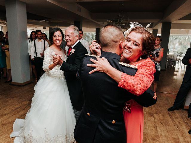 La boda de Alberto y Ana en Granada, Granada 83
