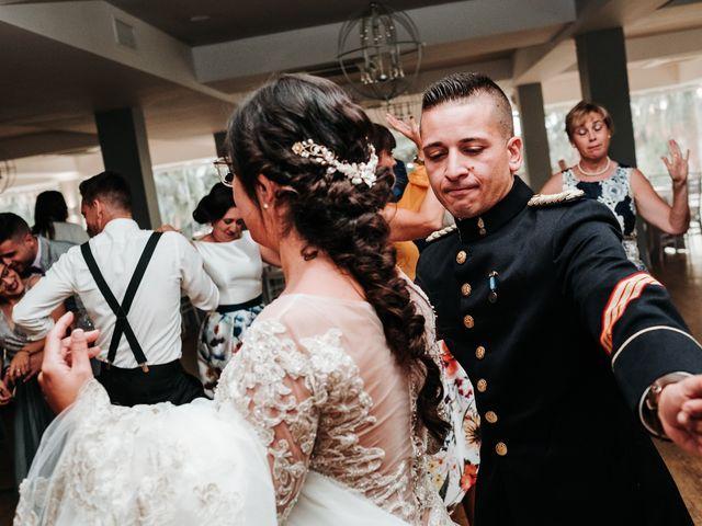 La boda de Alberto y Ana en Granada, Granada 91