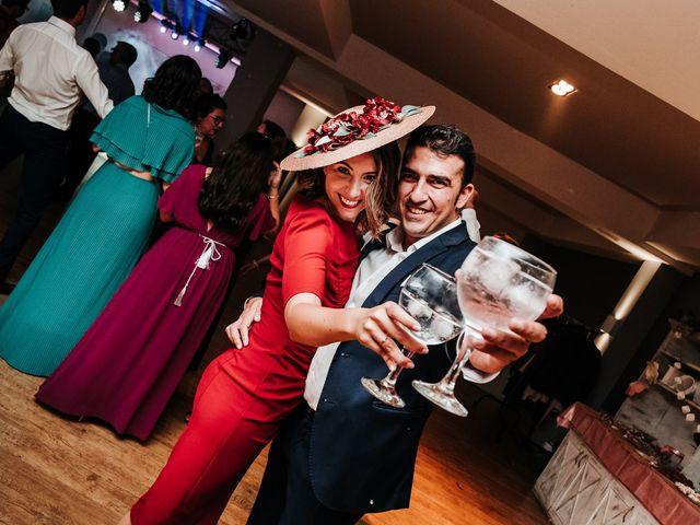 La boda de Alberto y Ana en Granada, Granada 100