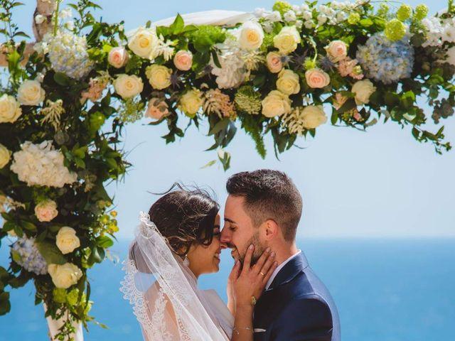La boda de FATIMA y SAUL