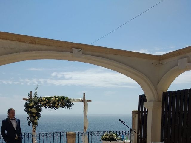 La boda de SAUL y FATIMA en Pueblo Acantilado, Alicante 3