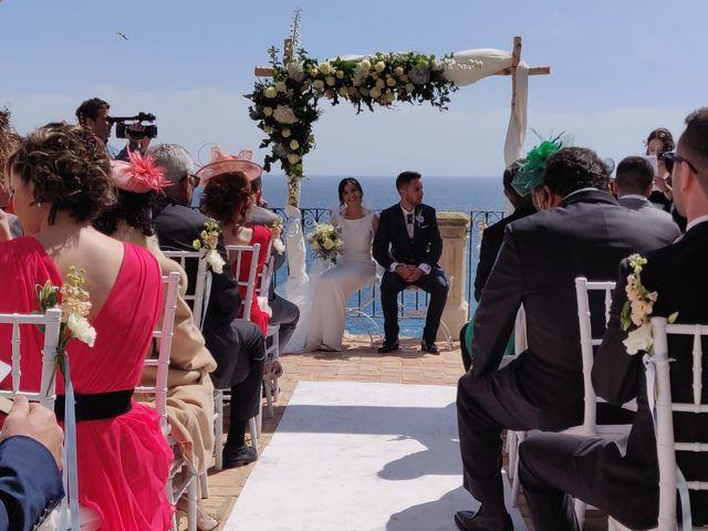 La boda de SAUL y FATIMA en Pueblo Acantilado, Alicante 4