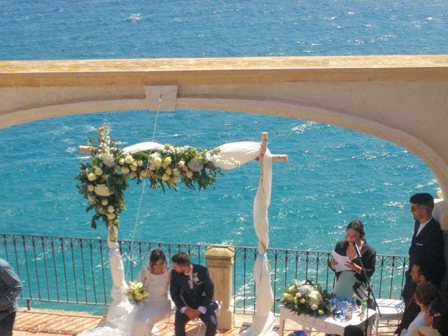 La boda de SAUL y FATIMA en Pueblo Acantilado, Alicante 5