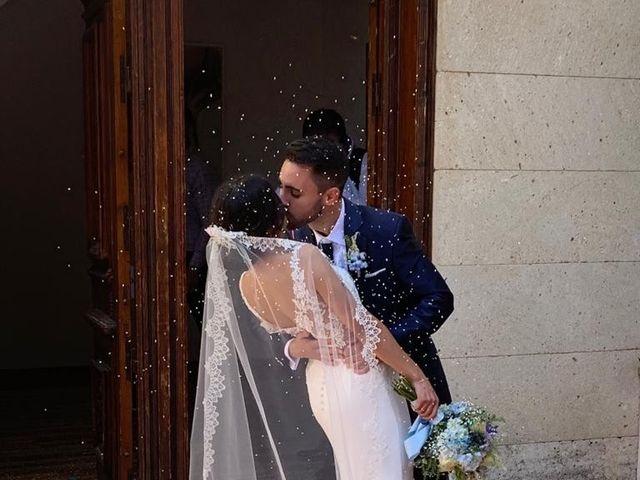 La boda de SAUL y FATIMA en Pueblo Acantilado, Alicante 1