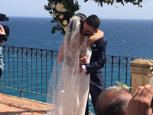 La boda de SAUL y FATIMA en Pueblo Acantilado, Alicante 6