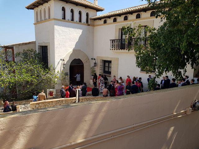 La boda de SAUL y FATIMA en Pueblo Acantilado, Alicante 9