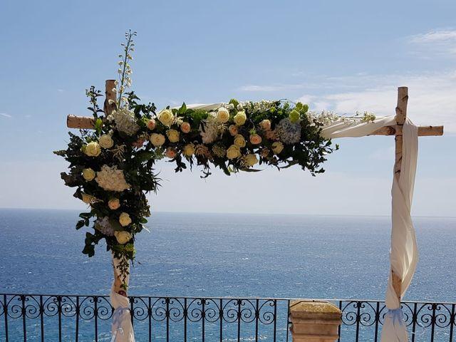 La boda de SAUL y FATIMA en Pueblo Acantilado, Alicante 10