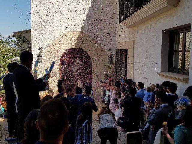 La boda de SAUL y FATIMA en Pueblo Acantilado, Alicante 11