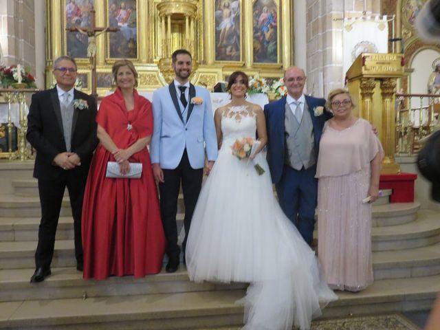 La boda de Sergio y Pilar  en Villanueva De La Serena, Badajoz 3