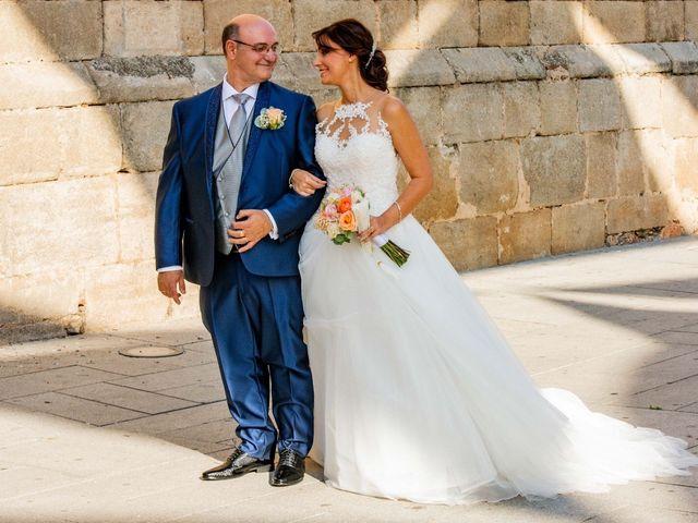 La boda de Sergio y Pilar  en Villanueva De La Serena, Badajoz 2