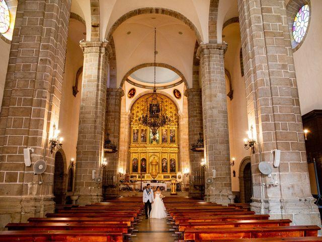 La boda de Sergio y Pilar  en Villanueva De La Serena, Badajoz 8