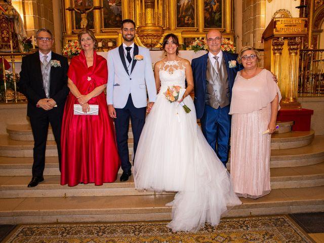 La boda de Sergio y Pilar  en Villanueva De La Serena, Badajoz 9
