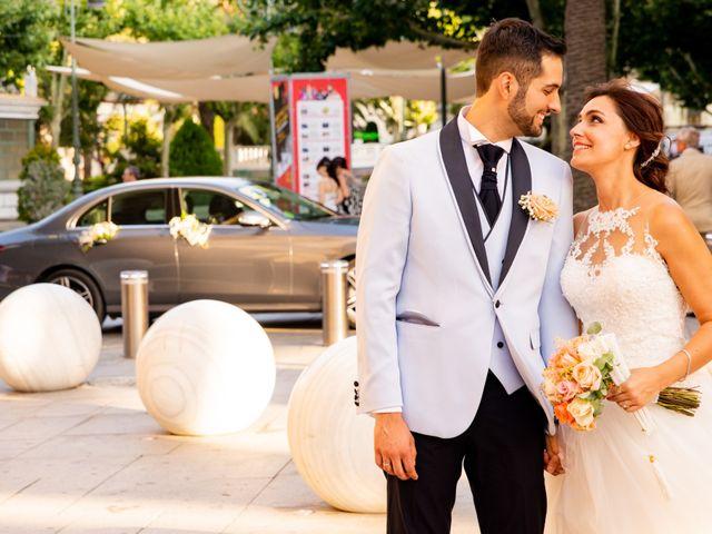 La boda de Sergio y Pilar  en Villanueva De La Serena, Badajoz 10