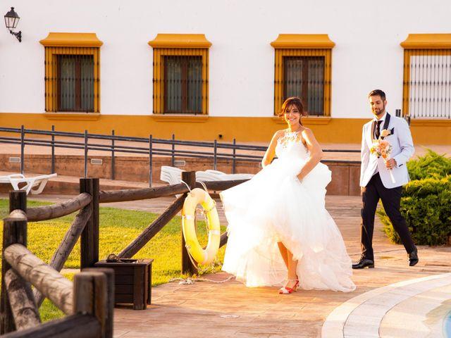 La boda de Sergio y Pilar  en Villanueva De La Serena, Badajoz 11