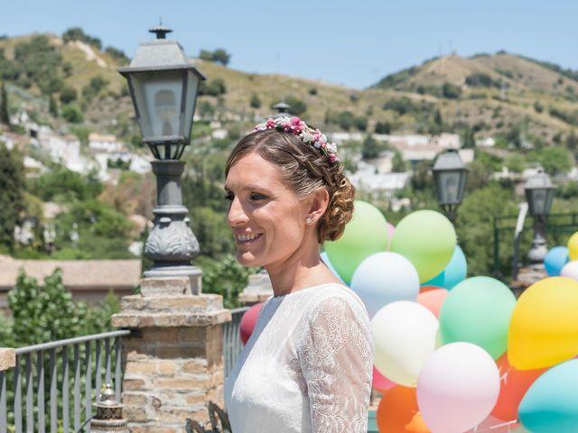 La boda de Roberto y Marta en Granada, Granada 7