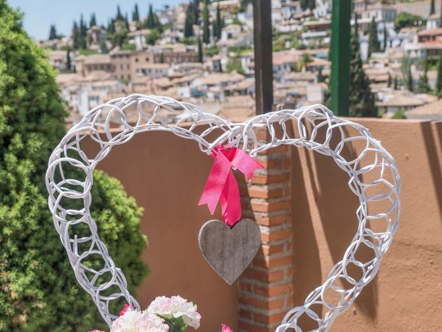 La boda de Roberto y Marta en Granada, Granada 9