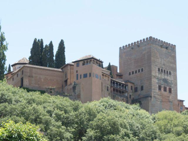 La boda de Roberto y Marta en Granada, Granada 10