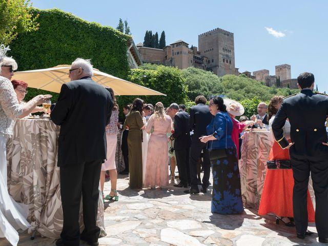 La boda de Roberto y Marta en Granada, Granada 13