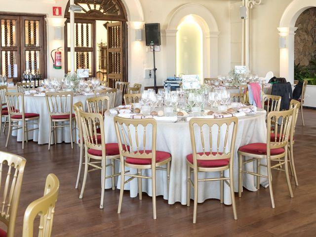 La boda de Roberto y Marta en Granada, Granada 17