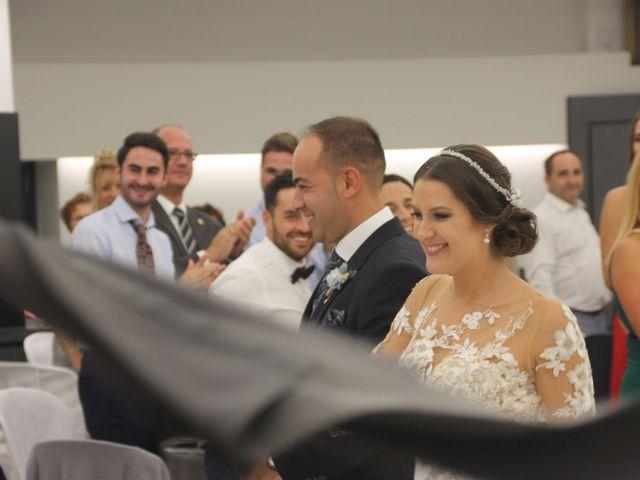La boda de Julio y Irene
