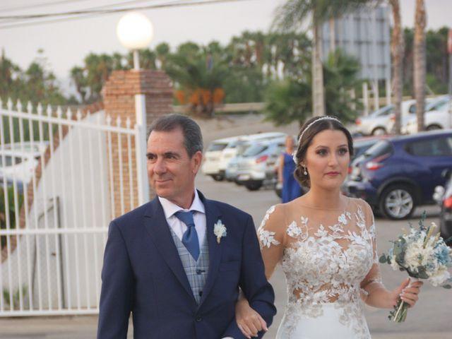 La boda de Irene  y Julio en Alhaurin De La Torre, Málaga 3