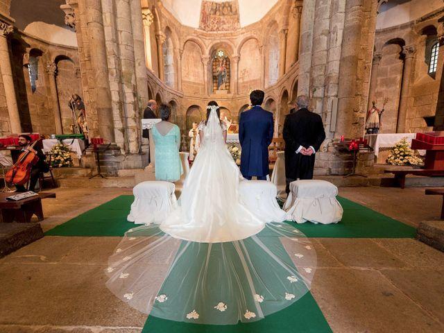 La boda de Albert y Isabel en Santiago De Compostela, A Coruña 18