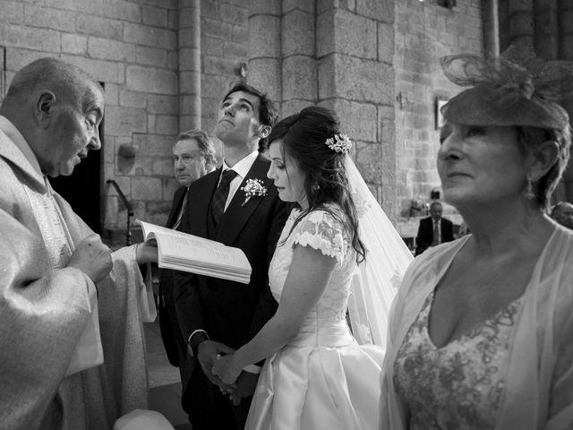 La boda de Albert y Isabel en Santiago De Compostela, A Coruña 19
