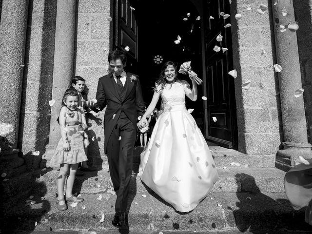 La boda de Isabel y Albert