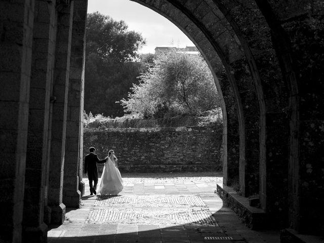 La boda de Albert y Isabel en Santiago De Compostela, A Coruña 24