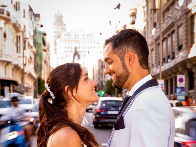 La boda de Sergio y Pilar  en Villanueva De La Serena, Badajoz 13