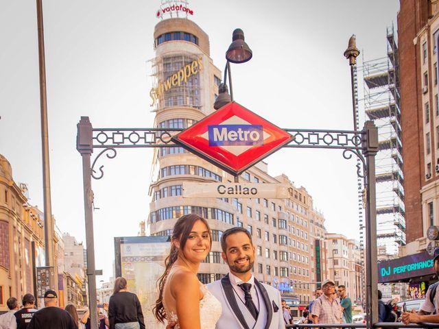 La boda de Sergio y Pilar  en Villanueva De La Serena, Badajoz 14
