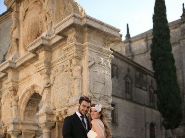 La boda de Jose  y Isa  en Jaén, Jaén 1
