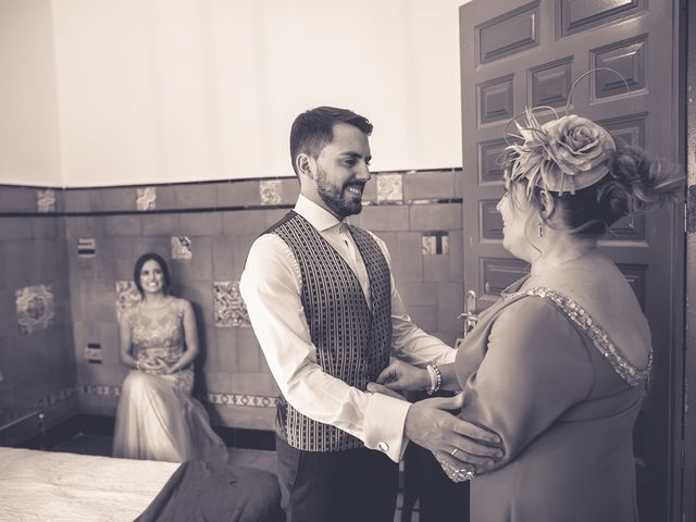 La boda de Alex y Paula en Otero De Herreros, Segovia 11