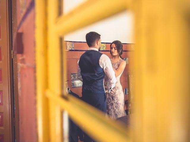La boda de Alex y Paula en Otero De Herreros, Segovia 12