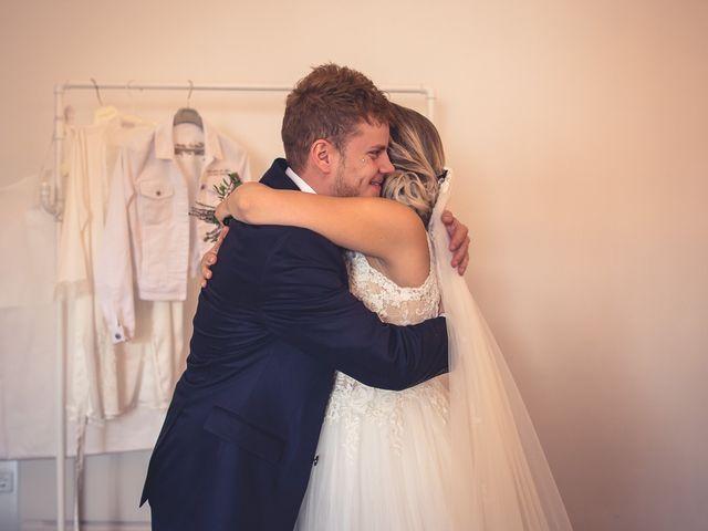 La boda de Alex y Paula en Otero De Herreros, Segovia 34