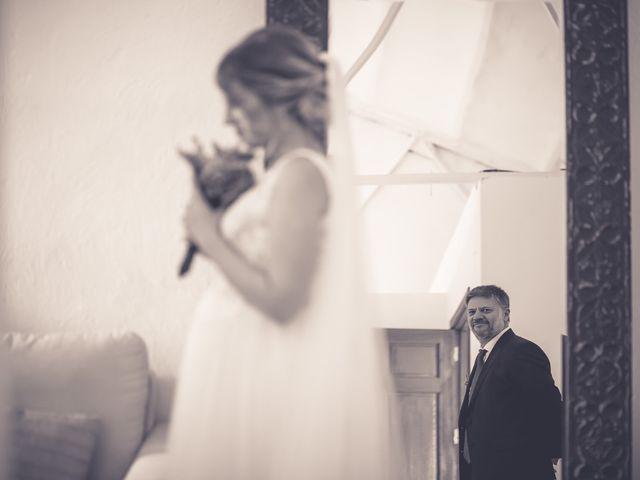 La boda de Alex y Paula en Otero De Herreros, Segovia 36