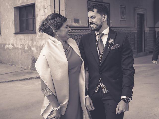 La boda de Alex y Paula en Otero De Herreros, Segovia 40
