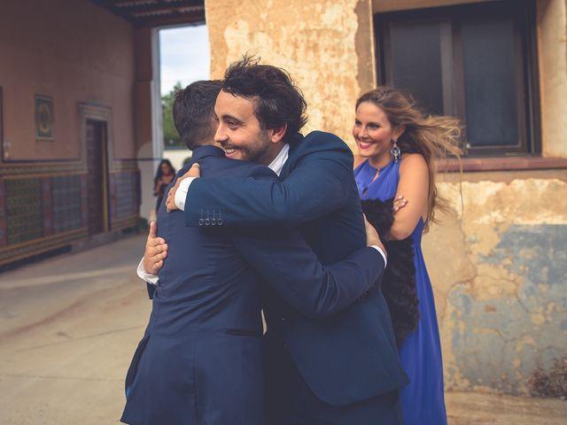 La boda de Alex y Paula en Otero De Herreros, Segovia 41
