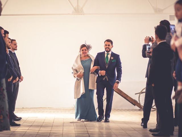 La boda de Alex y Paula en Otero De Herreros, Segovia 43