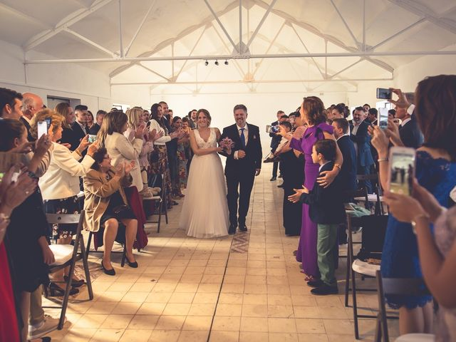 La boda de Alex y Paula en Otero De Herreros, Segovia 45