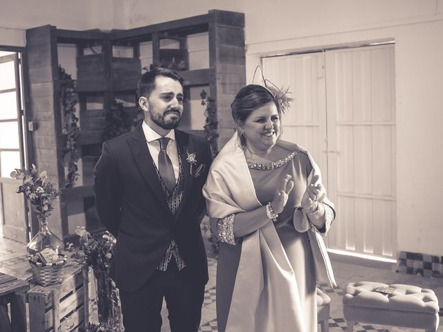La boda de Alex y Paula en Otero De Herreros, Segovia 46