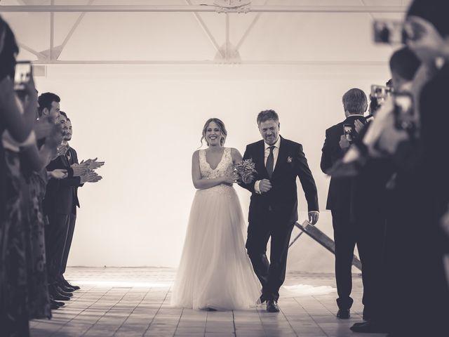 La boda de Alex y Paula en Otero De Herreros, Segovia 47