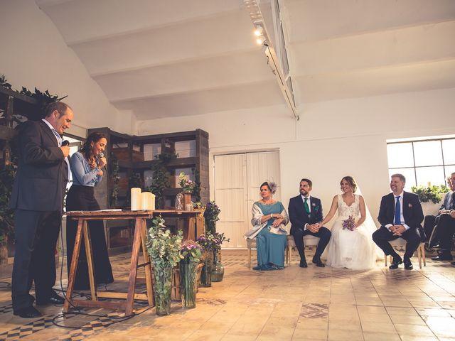 La boda de Alex y Paula en Otero De Herreros, Segovia 49